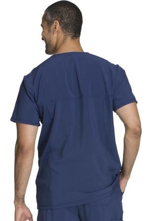 Bluza medyczna męska granatowa