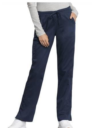 Damskie spodnie medyczne WW235AB Granatowe