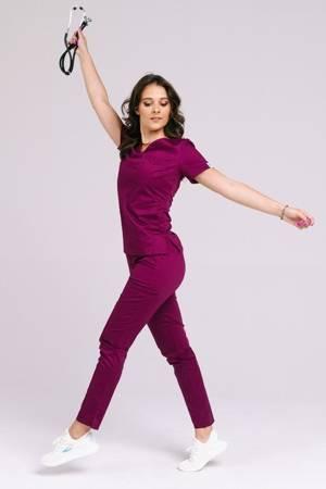 Spodnie medyczne LENA