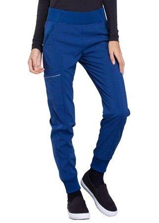 Spodnie medyczne damskie typu Jogger CK110A